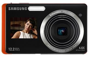 Fotocamere Samsung ST550
